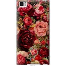 Чехол на Xiaomi Mi3 Прекрасные розы