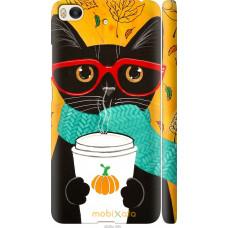 Чехол на Xiaomi Mi 5s Осенний кот