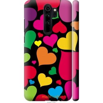 Чехол на Xiaomi Redmi Note 8 Pro Сердечка 4