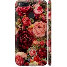 Чехол на Xiaomi Mi A1 Прекрасные розы
