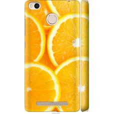 Чехол на Xiaomi Redmi 3x Апельсинки