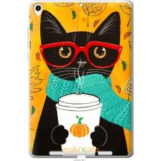 Чехол на Xiaomi Mi Pad Осенний кот
