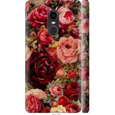 Чехол на Xiaomi Redmi Note 4X Прекрасные розы