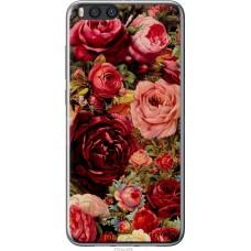 Чехол на Xiaomi Mi Note 3 Прекрасные розы