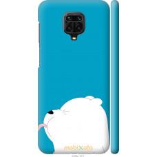 Чехол на Xiaomi Redmi Note 9 Pro Мишка 1