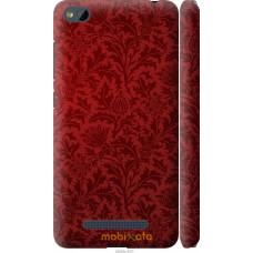 Чехол на Xiaomi RedMi 4A Чехол цвета бордо