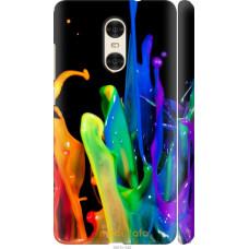 Чехол на Xiaomi Redmi Pro брызги краски