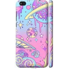 Чехол на Xiaomi Mi5c 'Розовый космос