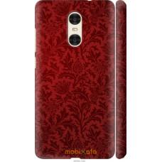 Чехол на Xiaomi Redmi Pro Чехол цвета бордо