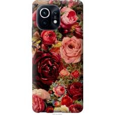 Чехол на Xiaomi Mi 11 Цветущие розы
