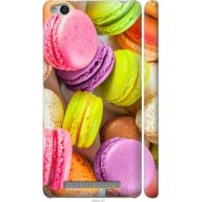 Чехол на Xiaomi Redmi 3 Вкусные макаруны