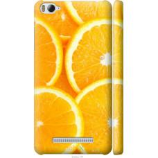 Чехол на Xiaomi Mi4c Апельсинки