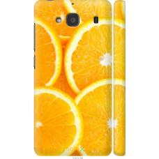 Чехол на Xiaomi Redmi 2 Апельсинки