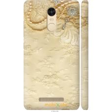 Чехол на Xiaomi Redmi Note 3 'Мягкий орнамент