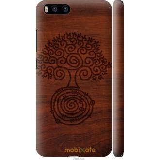 Чехол на Xiaomi Mi6 Узор дерева