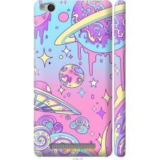 Чехол на Xiaomi Redmi 3 'Розовый космос