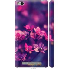 Чехол на Xiaomi Redmi 3 Весенние цветочки