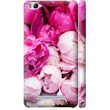Чехол на Xiaomi Mi4c Розовые цветы