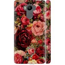 Чехол на Xiaomi Redmi 4 pro Прекрасные розы