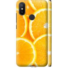 Чехол на Xiaomi Mi A2 Апельсинки
