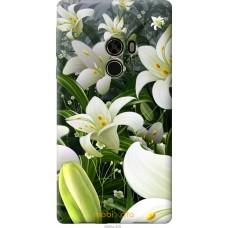 Чехол на Xiaomi Mi MiX Лилии белые