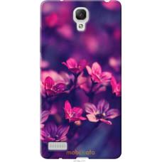 Чехол на Xiaomi Redmi Note Весенние цветочки