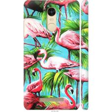 Чехол на Xiaomi Redmi Note 3 pro Tropical background