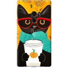 Чехол на Xiaomi Mi MiX Осенний кот