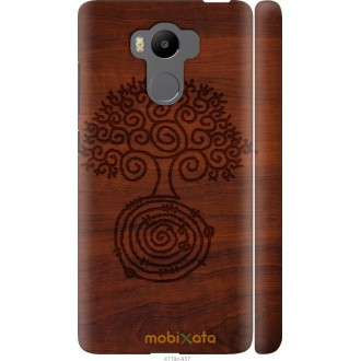 Чехол на Xiaomi Redmi 4 pro Узор дерева
