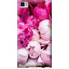 Чехол на Xiaomi Mi3 Розовые цветы