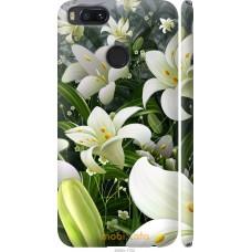 Чехол на Xiaomi Mi 5X Лилии белые