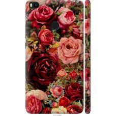 Чехол на Xiaomi Mi Max 2 Прекрасные розы
