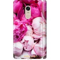 Чехол на Xiaomi Redmi Note 4 Розовые цветы