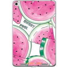 Чехол на Xiaomi Mi Pad 2 Розовый арбузик