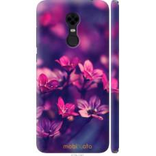 Чехол на Xiaomi Redmi 5 Plus Весенние цветочки