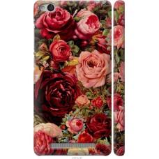 Чехол на Xiaomi Redmi 3 Прекрасные розы