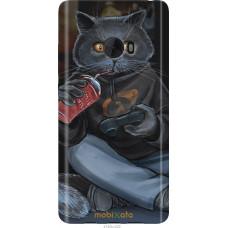 Чехол на Xiaomi Mi Note 2 gamer cat