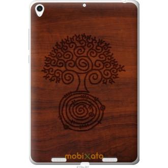 Чехол на Xiaomi Mi Pad Узор дерева