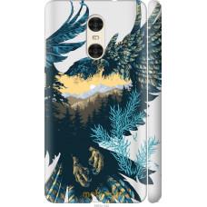 Чехол на Xiaomi Redmi Pro Арт-орел на фоне природы