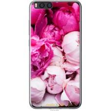 Чехол на Xiaomi Mi Note 3 Розовые цветы