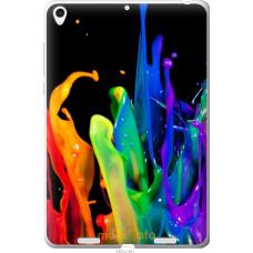 Чехол на Xiaomi Mi Pad брызги краски