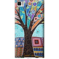 Чехол на Xiaomi Mi3 Арт-дерево