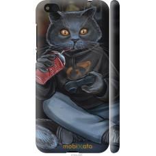 Чехол на Xiaomi Mi5c gamer cat