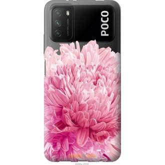 Чехол на Xiaomi Poco M3 Хризантема