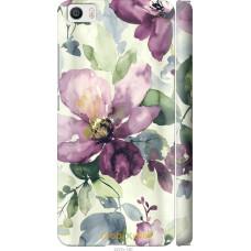 Чехол на Xiaomi Mi5 Акварель цветы