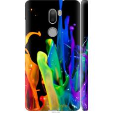 Чехол на Xiaomi Mi 5s Plus брызги краски