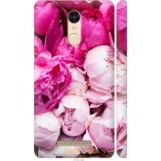 Чехол на Xiaomi Redmi Note 3 Розовые цветы