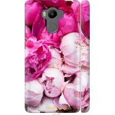 Чехол на Xiaomi Redmi 4 pro Розовые цветы