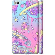 Чехол на Xiaomi Mi4c 'Розовый космос
