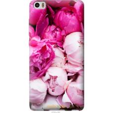 Чехол на Xiaomi Mi Note Розовые цветы